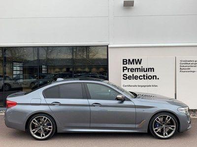 begagnad BMW M550 i xDrive Sedan Adaptiv M Fjädring - Autowåx Bil AB