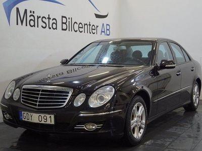 brugt Mercedes E200 136HK avantgarde AUT DRAG SV-SÅLD