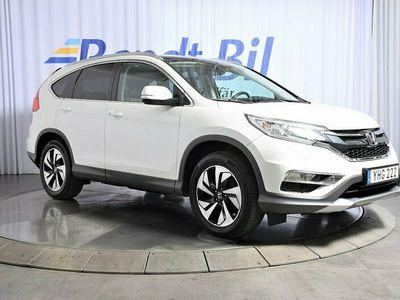begagnad Honda CR-V 2.0i 4WD GPS Panoramaglas 2017, SUV Pris 224 500 kr