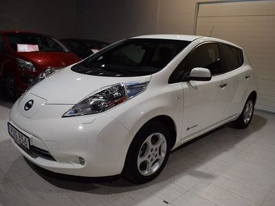 begagnad Nissan Leaf 24 kWh Single Speed 109hk (GPS, Bluetooth)