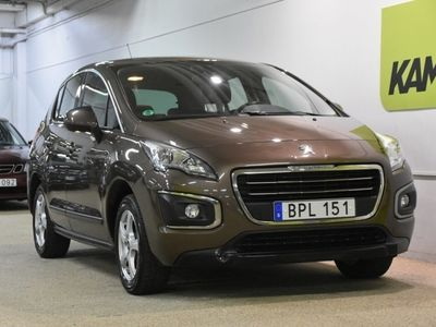 used Peugeot 3008 1.6 HDi Active Drag Nyservad (114hk)