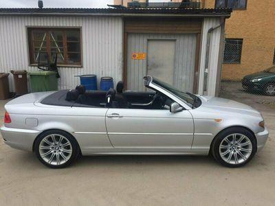 begagnad BMW 318 Cabriolet