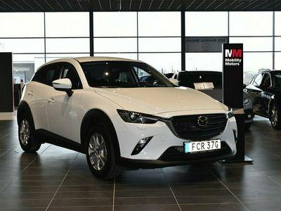 begagnad Mazda CX-3 2.0 SKYACTIV-G Automat Euro 6 2020, SUV Pris 244 900 kr
