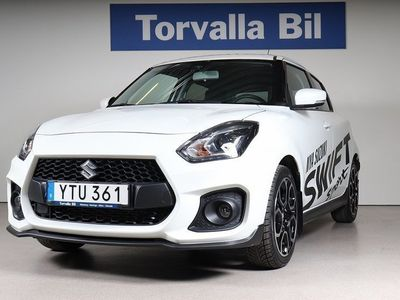 begagnad Suzuki Swift Sport 1.4T Boosterjet 140hk