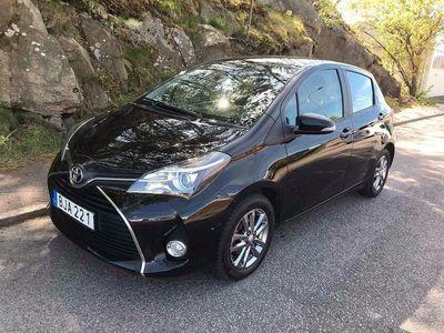 begagnad Toyota Yaris 5-dörrar 1.33 Dual VVT-i Multid