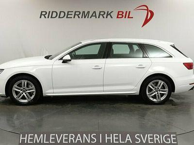 begagnad Audi A4 Avant 2.0 TFSI quattro Eu6 Drag 2017, Kombi Pris 268 900 kr