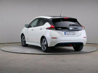begagnad Nissan Leaf Tekna 40 kWh ProPilot Park