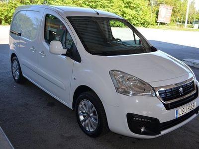 begagnad Peugeot Partner 1.6 HDI 99HK L1