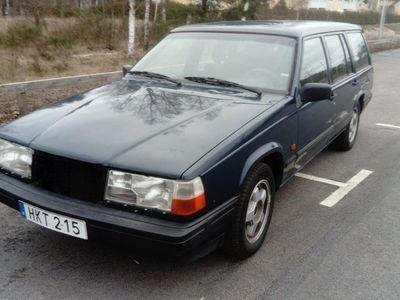 begagnad Volvo 945 fulltrycksturbo