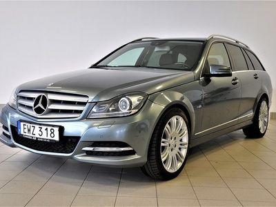 begagnad Mercedes C250 T CDI Avantarde 7G-Tronic Plus 204hk