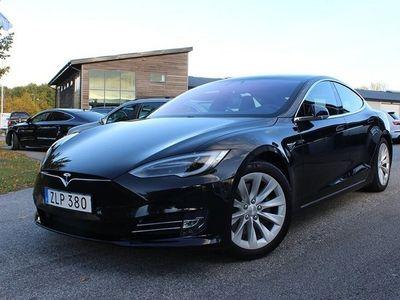 begagnad Tesla Model S 75D Momsbil/Leasbar Panorama Luftfjädring 525hk