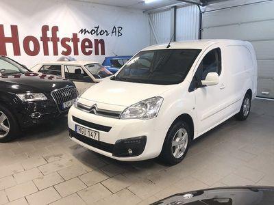 begagnad Citroën Berlingo Van Long (C)1.6 BlueHDi Euro