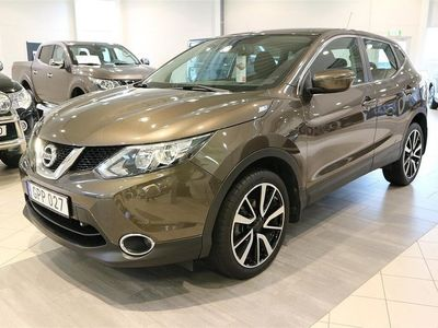 begagnad Nissan Qashqai dCi 110 Acenta Safety Pack, Connect