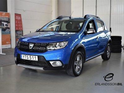 used Dacia Sandero Stepway 0.9 TCe Euro 6 (90hk)