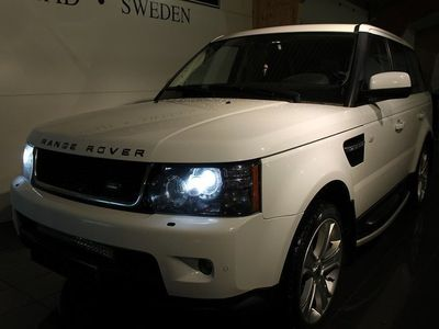 brugt Land Rover Range Rover Sport 3.0 SDV6 HSE * BLACK FRIDAY-PRICE *