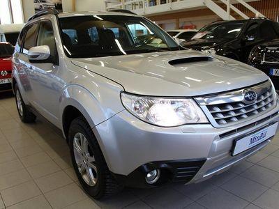 begagnad Subaru Forester 2.0 4WD 147HK