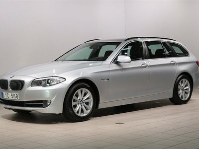 begagnad BMW 520 d Touring Comfort Drag PDC
