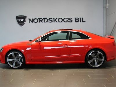 begagnad Audi RS5 Coupé 4.2 FSI V8 S-Tronic Miltek   Svensksåld