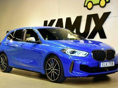 begagnad BMW M135 i xDrive | Innovation | Performance 306hk