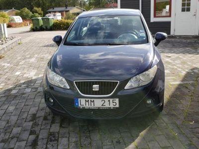 gebraucht Seat Ibiza 1.6 16v stylea (mblå) -09