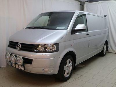 begagnad VW T3 CamperSkåp 2,0 4motion DSG 2011, Minibuss 129 900 kr