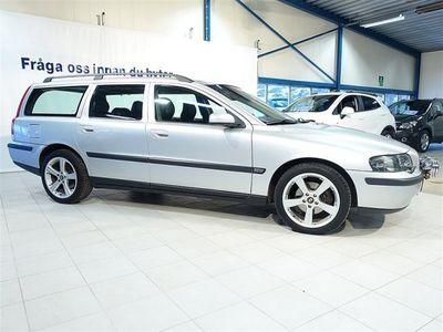 begagnad Volvo V70 BUSINESS 2,4 170hk