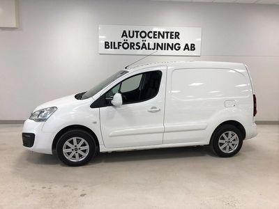 begagnad Peugeot Partner 1,6 Blue HDI Aut -16