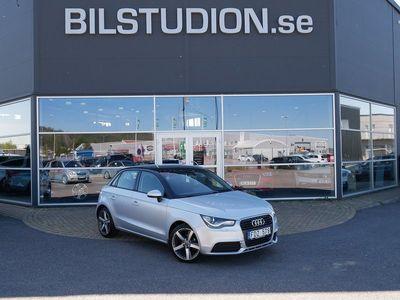 used Audi A1 1.2 TFSI Sport Edition,86hk,6.500mil