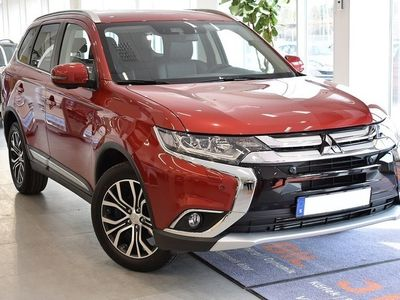 used Mitsubishi Outlander Business 2,2D Automat 4WD 7-sits - DEMO