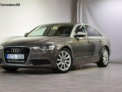 begagnad Audi A6 Sedan 3.0 TDI quattro (204hk)