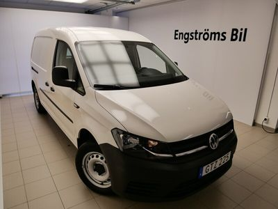 begagnad VW Caddy Maxi SKBAS 75 CRD MV5