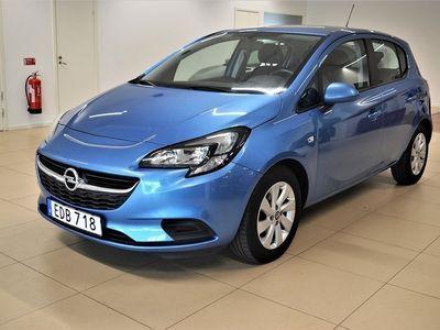 begagnad Opel Corsa 1.4 90hk 1Ägare Nyservad LEASEBAR -16