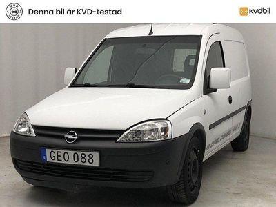 begagnad Opel Combo 1.6 CNG Skåp (97hk)