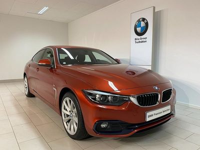 begagnad BMW 420 Gran Coupé d xDrive Sport Line / Navigation