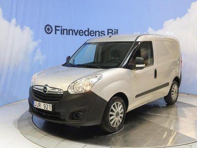 begagnad Opel Combo 1.3 CDTI Skåp. v-hjul drag 2012, Transportbil 55 000 kr