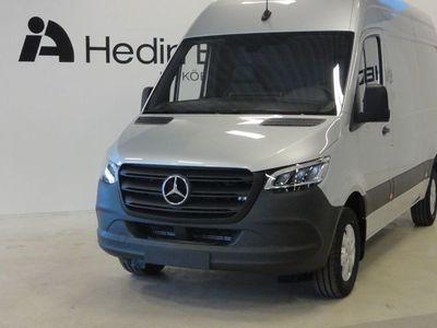 begagnad Mercedes Sprinter 314 CDI SKÅP R2