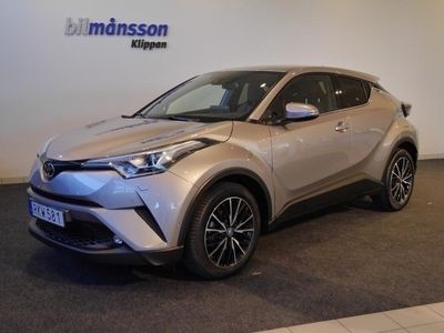 usata Toyota C-HR 1.2T AWD Executive Teknik paket