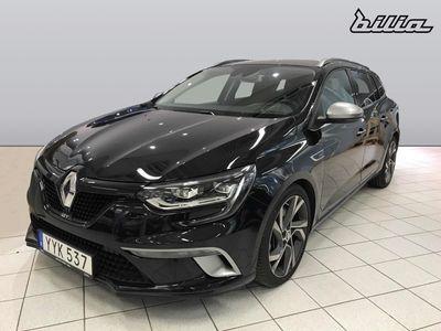 begagnad Renault Mégane GT 1,6 TCe 205 EDC ST 2018, Personbil 259 000 kr