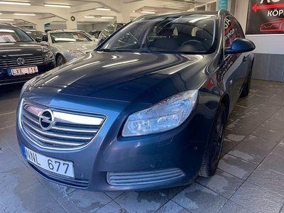 begagnad Opel Insignia Sports Tourer 2.0-CDTI/ecoFLEX/NYSERVAD/NY-KAMREM/DRAGKROK/PDC/M
