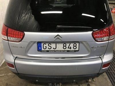 begagnad Citroën C-Crosser 2,2 HDI 156HK EXCLUSIVE 4X4 -08