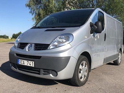 begagnad Renault Trafic 2.0 dCi Skåp (115hk)