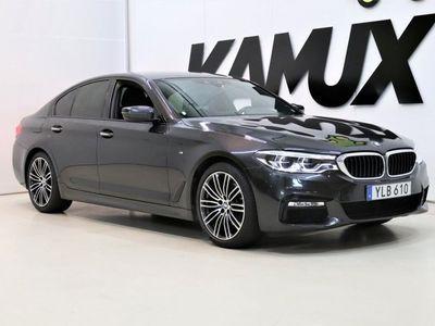 begagnad BMW 520 d xDrive Sedan   M-Sport   Steptronic   Hi-Fi   190hk