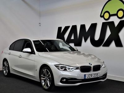 begagnad BMW 330e Sedan   GPS   Skinn   Sport   2017, Sedan 294 800 kr