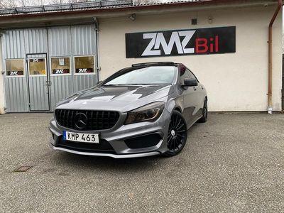 begagnad Mercedes CLA45 AMG 245 G4MATIC