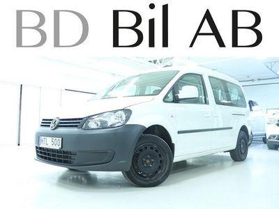 brugt VW Caddy Maxi Life D-VÄRM DRAG -13