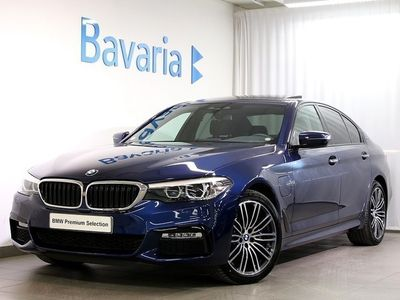brugt BMW 530 e iPerformance Sedan M-Sport Connected Travel Nav Nypris 656 300 Kr