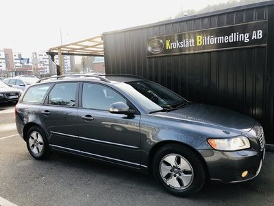 begagnad Volvo V50 1.6 D Momentum 109hk Lågmilare