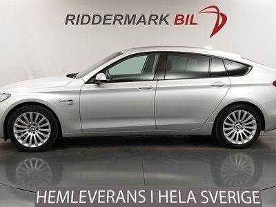 begagnad BMW 535 Gran Turismo i xDrive GT Navi Pano M-Ratt Skinn Drag 306hk