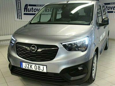 begagnad Opel Combo Combo TourCrew Van 5sits 1.5D Business 2020, Personbil 249 875 kr