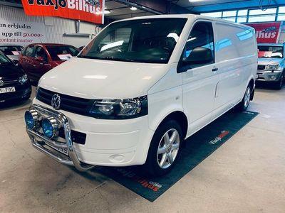 begagnad VW Transporter 2.0TDI 180hk 3Sits